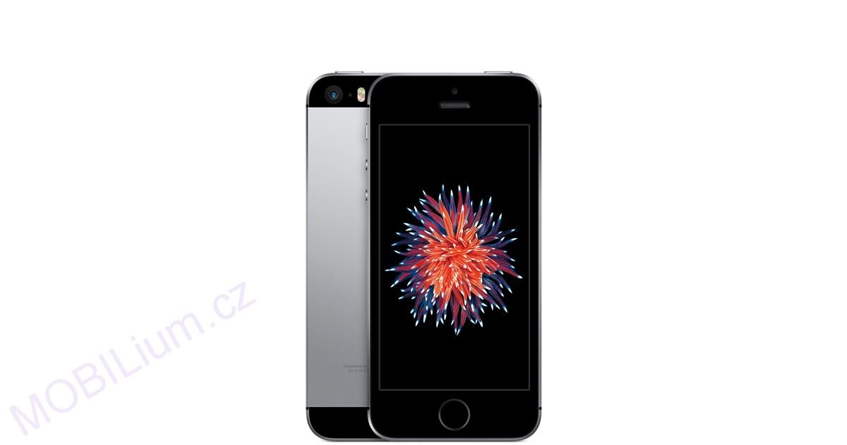 Apple iPhone SE 16GB Space Grey UK