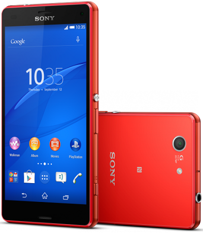 Sony Xperia Z3 Compact (D5803) Orange