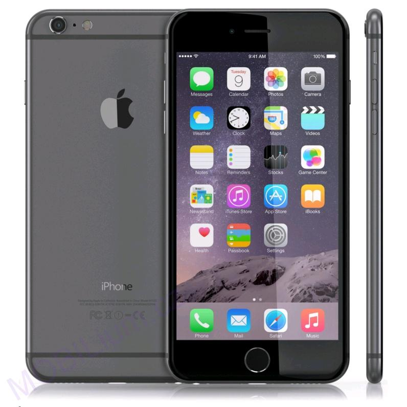 apple apple iphone 6 plus 64gb space grey mobilium cz. Black Bedroom Furniture Sets. Home Design Ideas