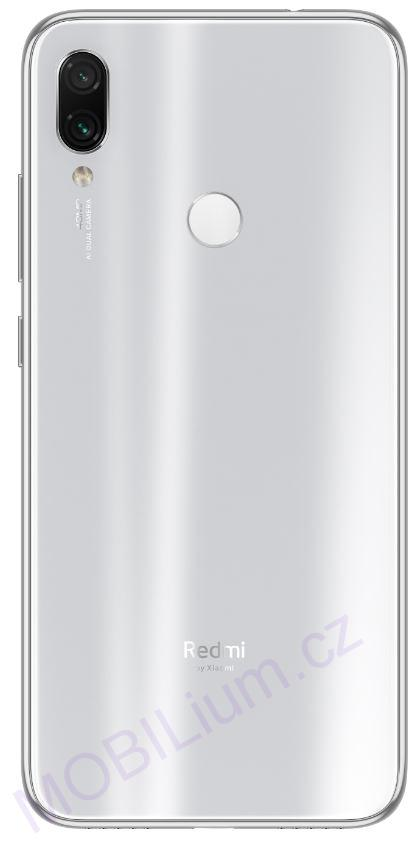 Xiaomi Redmi Note 7 4GB/128GB White