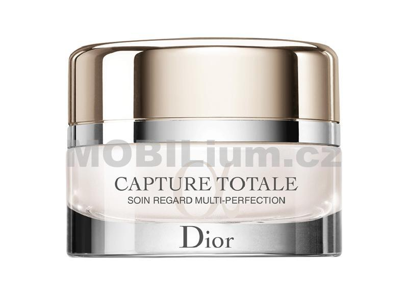 Dior Capture Totale Multi - Perfection Eye Treatment Tekutý oční krém 15 ml