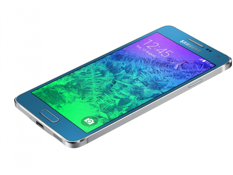 Samsung Galaxy Alpha (G850) Blue