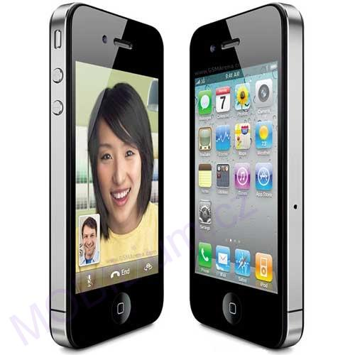 Apple iPhone 4S 64GB Black (Refurbished)