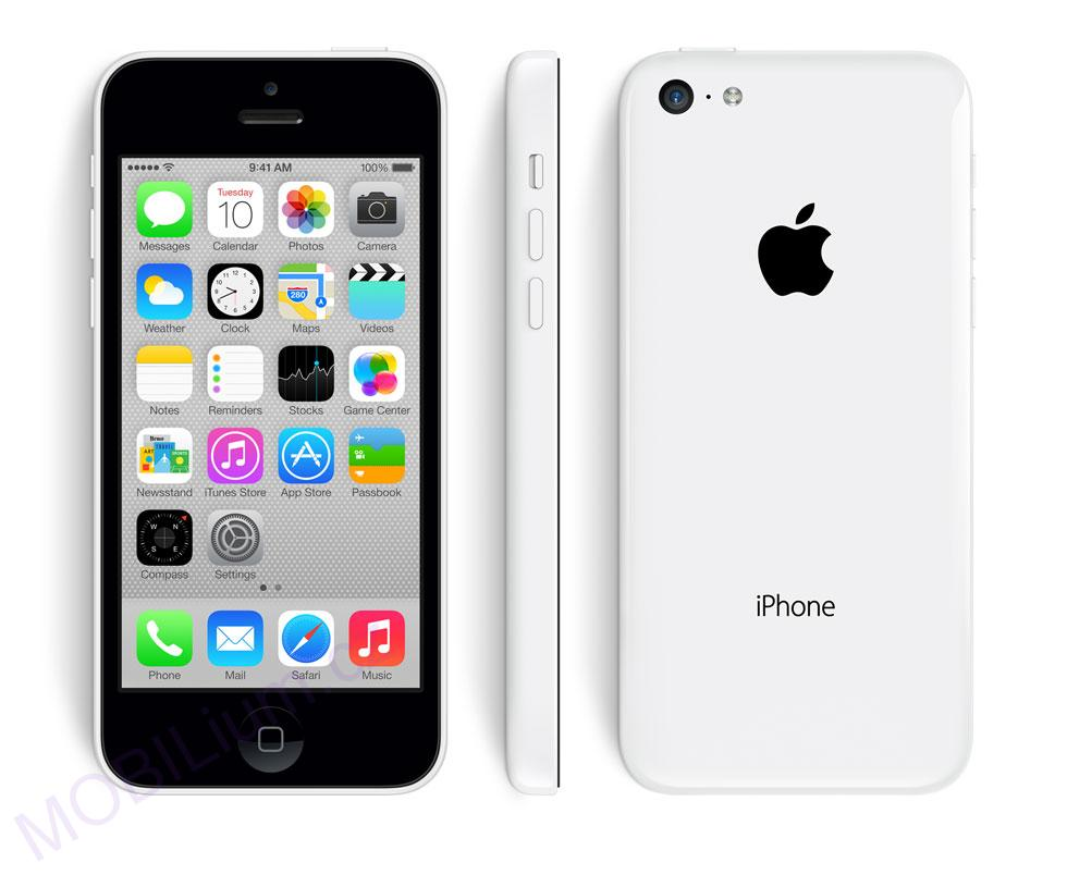 Apple iPhone 5C 16GB White (Refurbished)