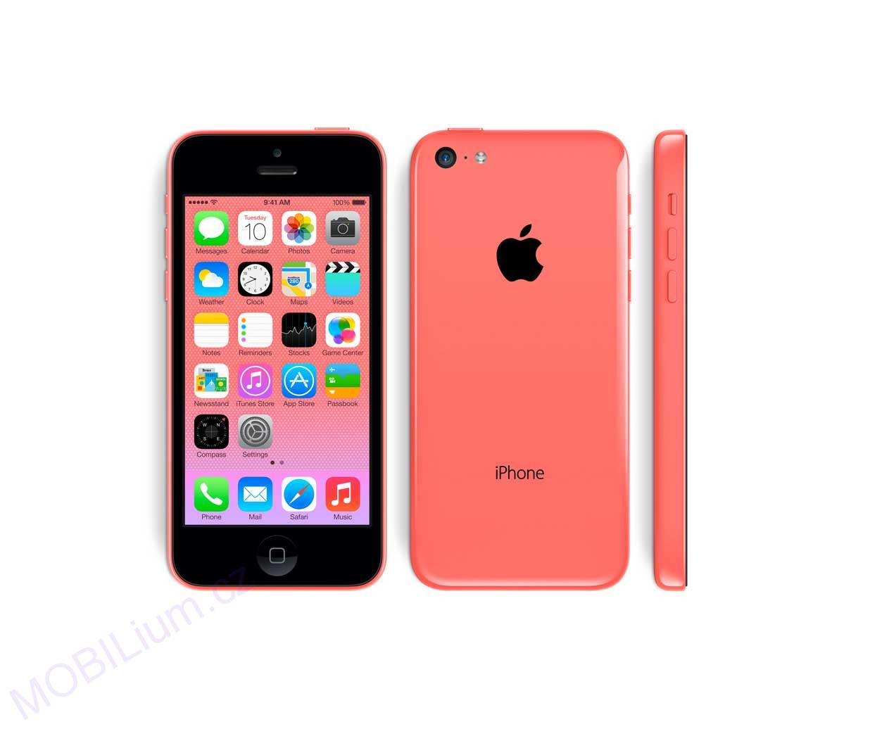 Apple iPhone 5C 32GB Pink (Refurbished)