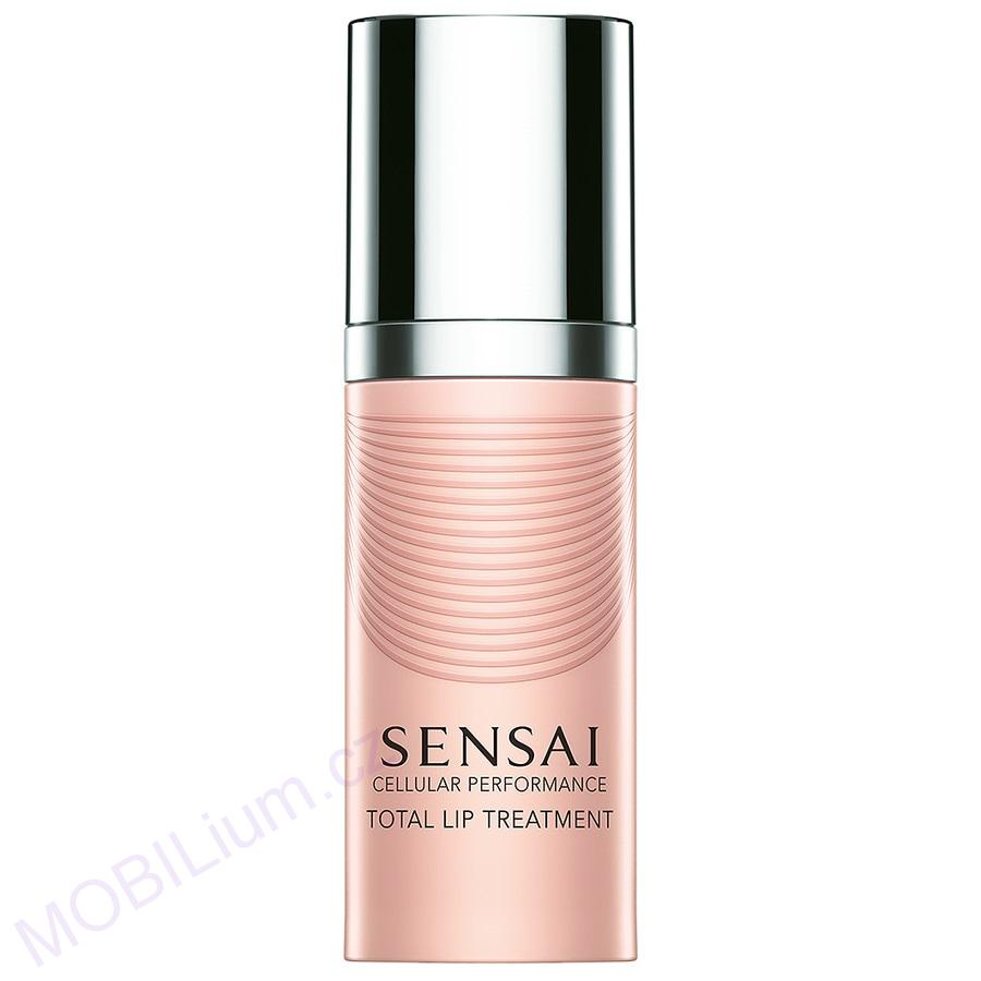 Péče pro rty a okolí Sensai Cellular Performance Total Lip Treatment 15 ml