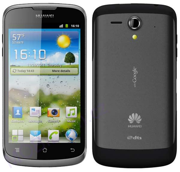 Huawei Ascend G300 Chrome