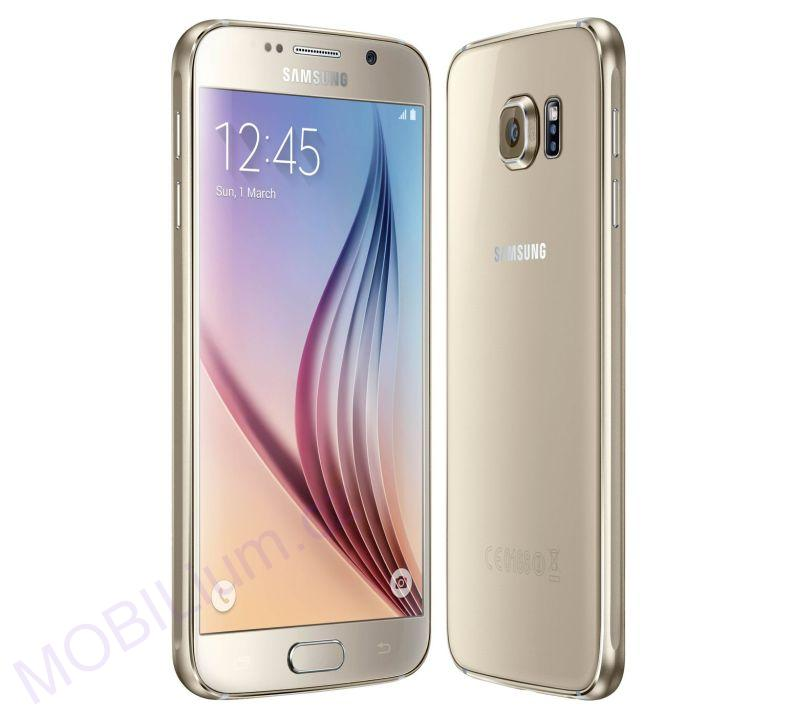 Samsung Galaxy S6 32GB G920F Gold
