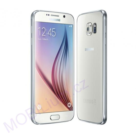 Samsung G920F Galaxy S6 64GB White