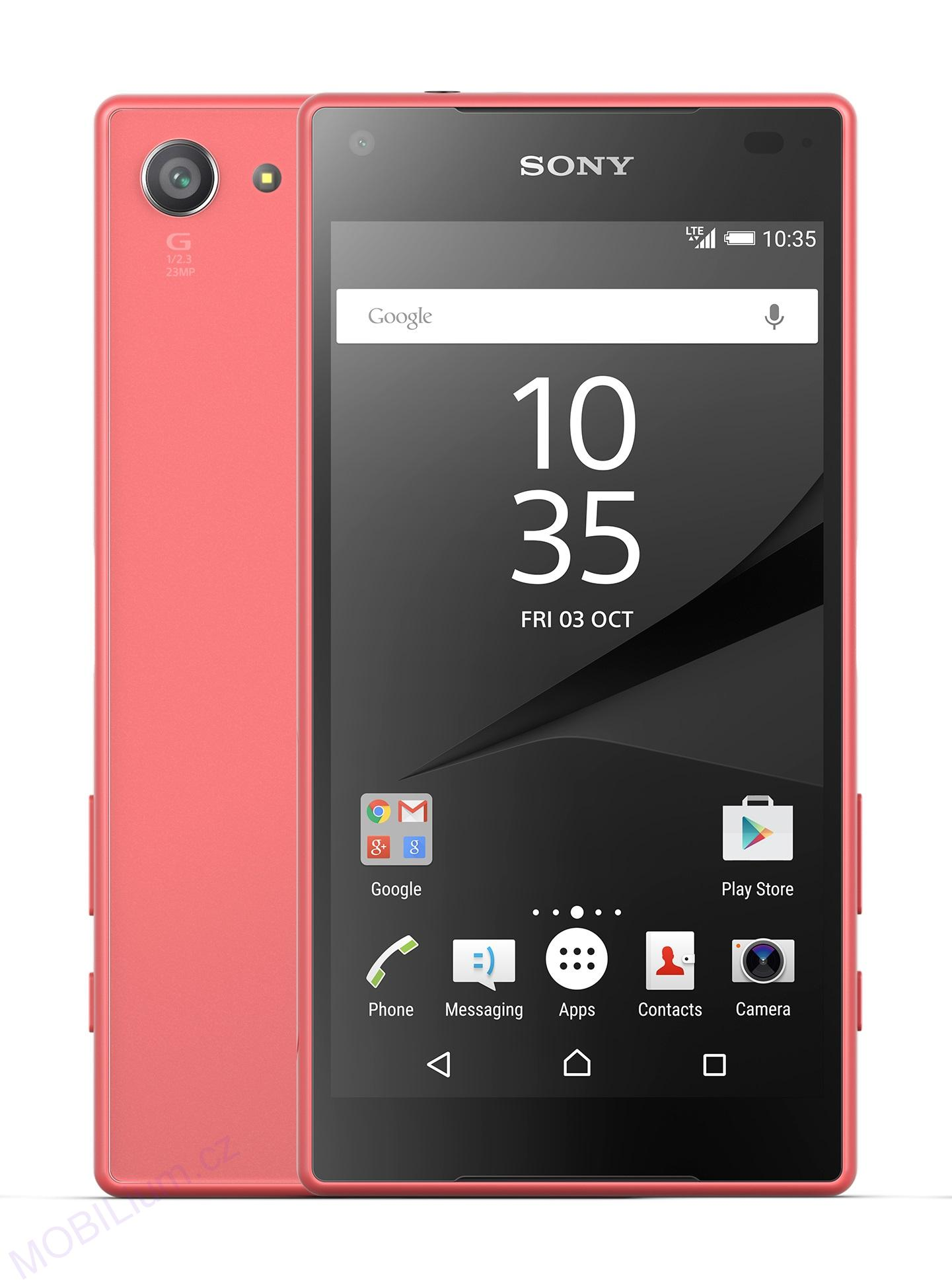 Sony Xperia Z5 Compact 32GB Coral Pink
