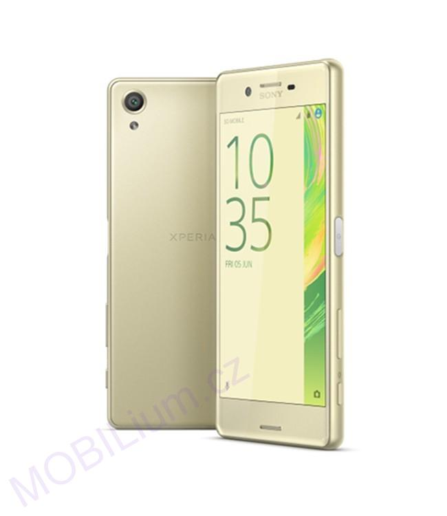 Sony Xperia X LTE Lime Gold