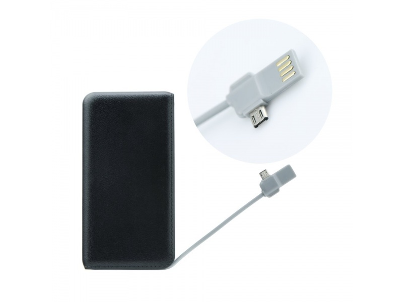 Power Banka 12000mAh Black