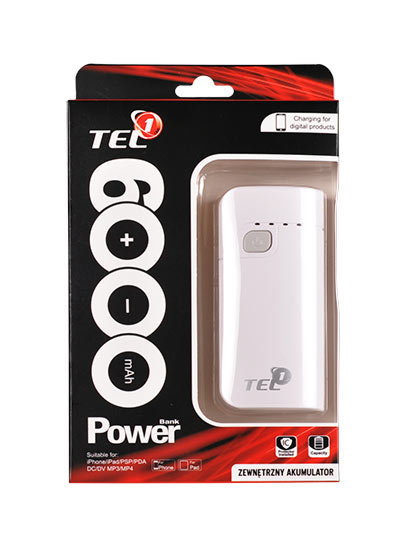 Power Banka 6000mAh
