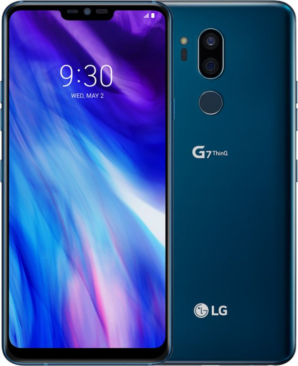 LG G7 ThinQ 64GB Blue