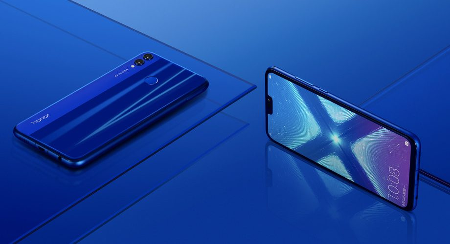 Honor 8X 4GB/64GB Dual SIM Blue