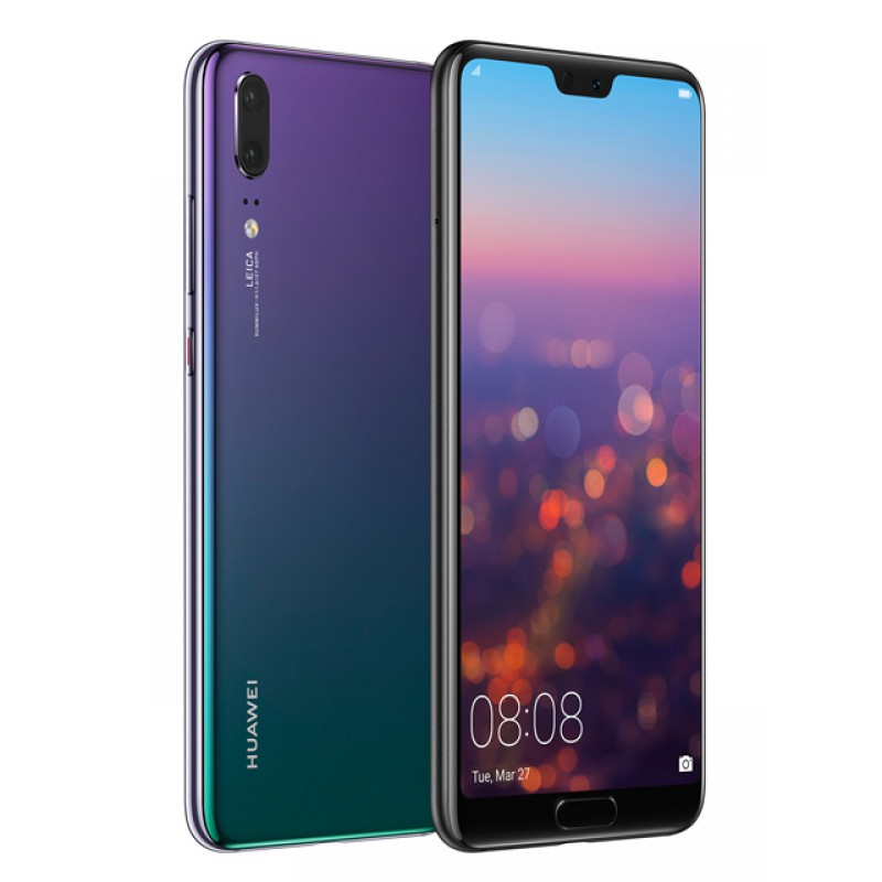 Huawei P20 4GB/64GB Dual SIM Twilight
