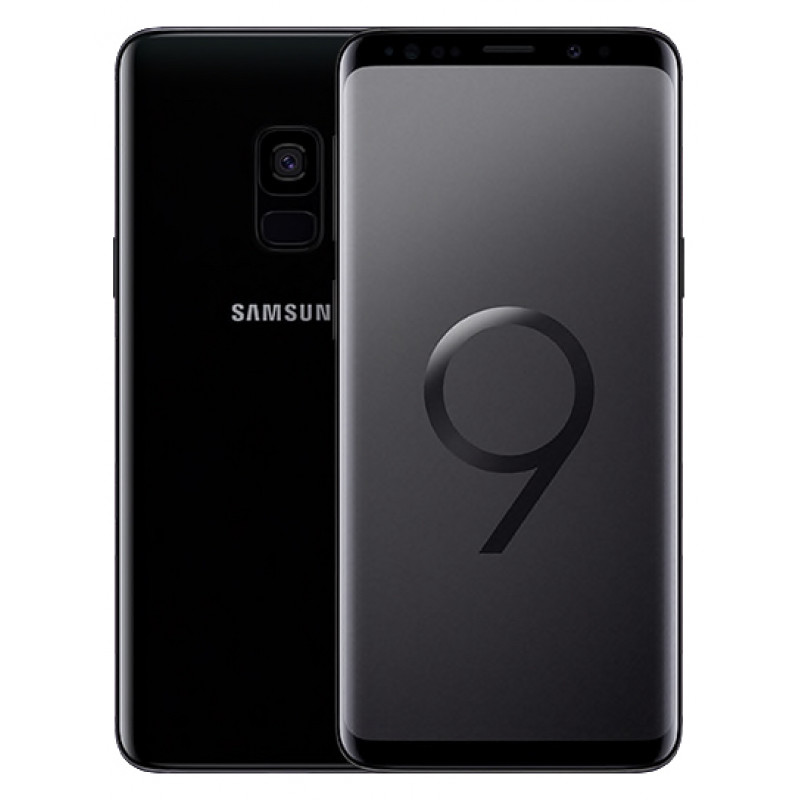 Samsung Galaxy S9 G960F 64GB Single SIM Black