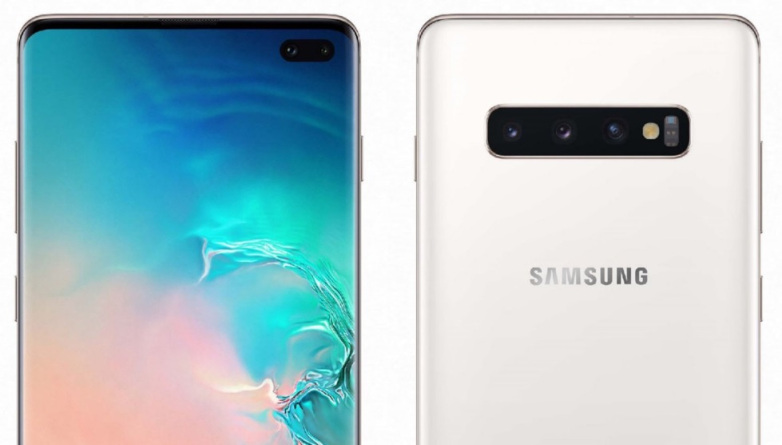 Samsung Galaxy S10 Plus G975 128GB White