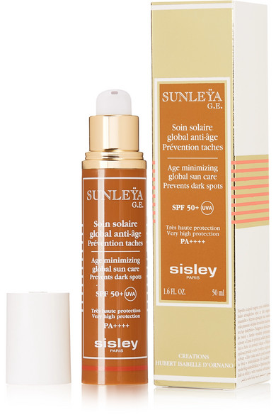 Sisley Sunleÿa G.E. Age minimizing global sun care SPF 50+ UVA 50ml