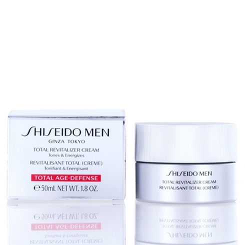 Shiseido Men Total Revitalizer Cream Total Age-Defense 50ml