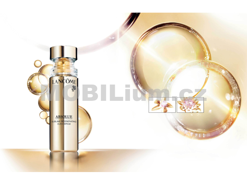 Lancome Absolue Sublime Regenerating Oleo-Serum 30 ml, tester