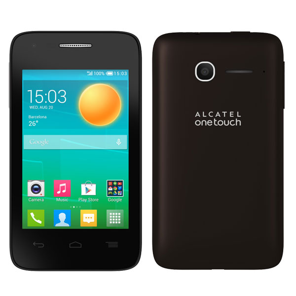 Alcatel OneTouch 4018D POP D1 Dark Chocolate