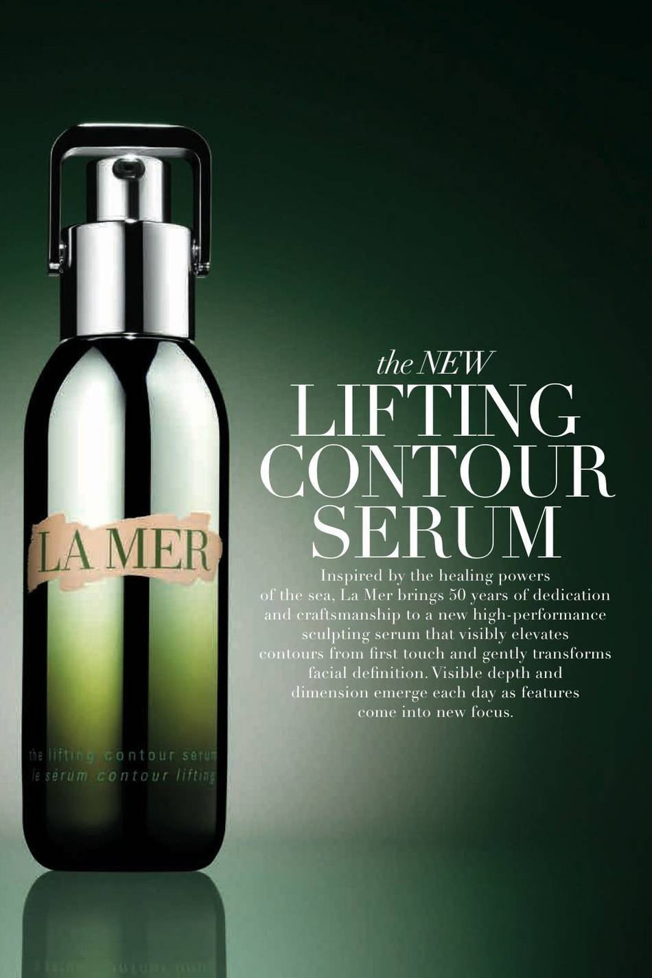 La Mer Serums liftingové pleťové sérum (Lifting Contour Serum) 30 ml