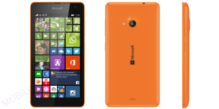 Microsoft Lumia 535 Dual Orange