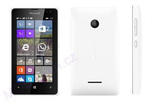 Microsoft Lumia 435 DS White