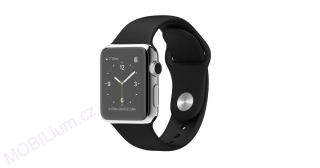 Apple Watch Sport 38mm Black
